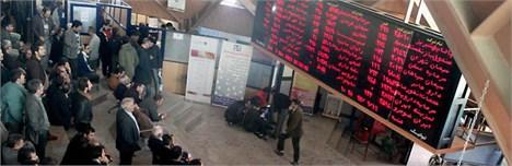 حرکت زیگزاگی در بورس تهران